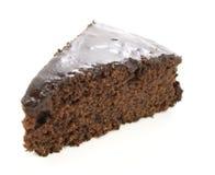 ломтик шоколада торта Стоковая Фотография RF