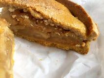 Ломтик яблочного пирога Стоковое Фото