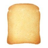 ломтик rusk хлеба Стоковые Фотографии RF