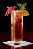 Лонг-Айленд заморозило чай Стоковое Фото