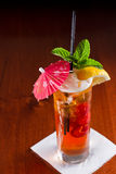 Лонг-Айленд заморозило чай Стоковая Фотография RF