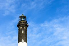 Лонг-Айленд NY маяка острова огня стоковые фотографии rf