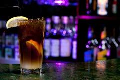 Лонг-Айленд заморозило чай Стоковое Изображение RF