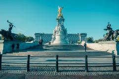 05/11/2017 Лондон, Великобритания, Букингемский дворец Стоковое Фото