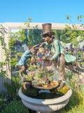 ЛОНДОН, ВЕЛИКОБРИТАНИЯ - 25-ОЕ МАЯ 2017: Выставка цветов 2017 RHS Челси Стоковое Изображение