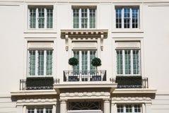 Лондон, Великобритания 2017: Посольство Турции в Belgravia стоковое изображение