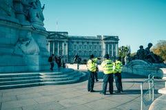 05/11/2017 Лондон, Великобритания, столичная полиция Стоковая Фотография RF
