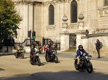 Лондон выдающийся Gentleman& x27; езда s стоковая фотография rf
