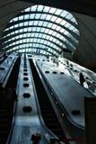 Лондон подземное Стоковая Фотография RF