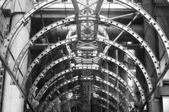 ЛОНДОН, современная английская архитектура, стеклянная текстура с отражением неба город london Стоковое фото RF