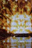 ЛОНДОН, АНГЛИЯ - 2-ОЕ ДЕКАБРЯ: Общий вид Виктории секретный к взлётно-посадочная дорожка Стоковая Фотография