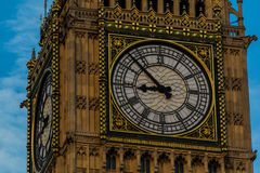 Лондон-большое Бен Стоковое Изображение