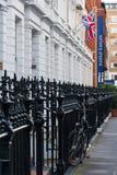 Лондон, Великобритания - около март 2012: Institut Francais в Лондоне Стоковое Изображение
