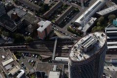 Лондон от воздуха Стоковое фото RF
