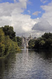 Лондон от парка St James Стоковые Фотографии RF