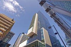 Лондон смотря вверх Стоковое фото RF