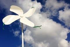 Лопасть ветра Стоковое Изображение RF