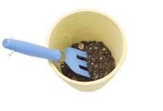 лопата бака сада Стоковые Фото
