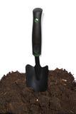 лопата сада Стоковое фото RF