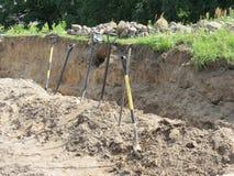 Лопата Стоковое Фото