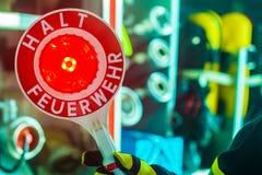Лопатка пожарного Стоковые Изображения RF
