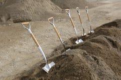 лопаткоулавливатели грязи крома Стоковые Фотографии RF