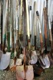 лопаткоулавливатели сада Стоковая Фотография RF