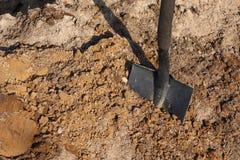 лопаткоулавливатель Стоковое Изображение RF
