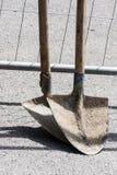 Лопаткоулавливатели для строительства Стоковая Фотография RF