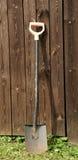 Лопаткоулавливатель сада Стоковое фото RF