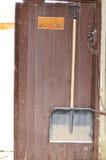 Лопаткоулавливатель снега Стоковые Фотографии RF
