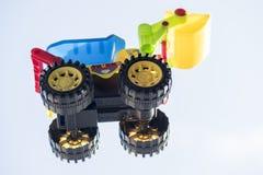 Лопаткоулавливатель трактора Стоковое фото RF