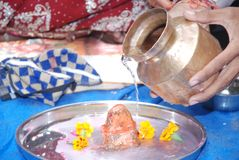 Лорд Ganesh стоковые изображения