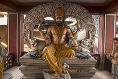 Лорд Vishwakarma, математика Kaikadi Maharaj Стоковое фото RF
