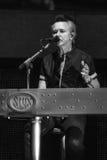 Лоренс Gowan STYX выполняя на концерте Калифорнии Стоковая Фотография