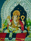 Лорд Ganesha стоковые изображения rf