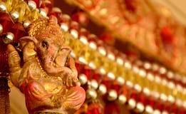 Лорд Ganesha Стоковое Изображение RF