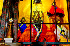 Лорд Goutam Будда Статуя стоковое изображение