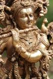 лорд krishna идола Стоковое фото RF