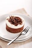лоси десерта шоколада Стоковое Изображение RF