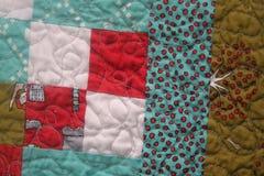 Лоскутное одеяло Стоковые Фотографии RF