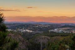 Лос-Аламос, Неш-Мексико стоковая фотография