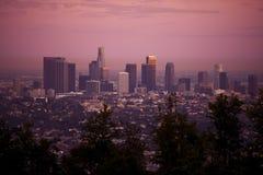 Лос-Анджелес, Калифорния Стоковое Изображение