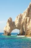 Лос Arcos на Cabo Сан Lucas, Мексике III Стоковое Изображение RF
