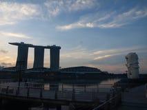 Лотереи устанавливают в Сингапуре Стоковые Изображения