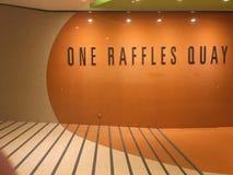 Лотереи устанавливают, Сингапур Стоковые Фото