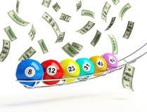 лотерея Стоковые Изображения