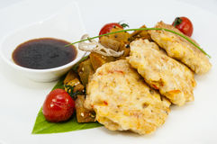 Лотк-Азиатская кухня Стоковая Фотография RF