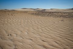 Лоток глины в предгорьях Стоковые Фотографии RF