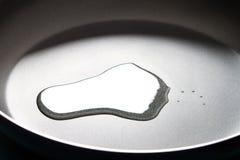 лоток масла стоковое фото rf
